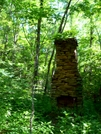 Chimney In GSMNP by Ramble~On in Other Trails