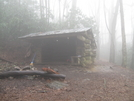 Dreaded Fog Of 09' by Ramble~On in North Carolina & Tennessee Shelters