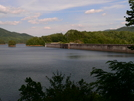 Fontana Dam by Ramble~On in Trail & Blazes in North Carolina & Tennessee