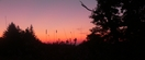 Sunrise Silhoutte by Ramble~On in Views in North Carolina & Tennessee