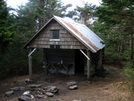 Roan High Knob by Ramble~On in North Carolina & Tennessee Shelters