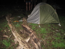 This Could Have Been Messy! by Ramble~On in Tent camping