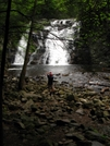 Laurel Falls by Ramble~On in Trail & Blazes in North Carolina & Tennessee