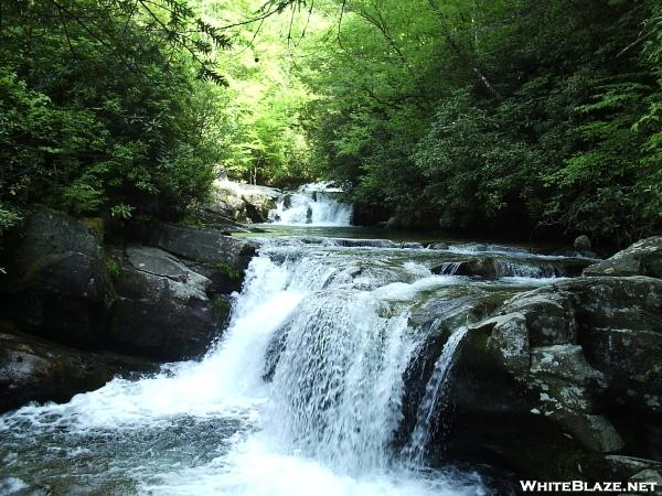 Wildcat Falls Slickrock Creek Wilderness