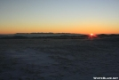 The sun arrives on Max Patch by Ramble~On in Views in North Carolina & Tennessee