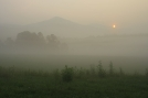 Sunrise in Cade's Cove, GSMNP by Ramble~On in Views in North Carolina & Tennessee
