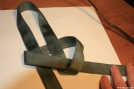 Slippery Hitch, webbing, carabiner by Ramble~On in Hammock camping