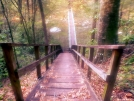 Foothills Trail Bridges and steps by Ramble~On in Other Trails