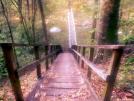 Foothills Trail Bridges and steps
