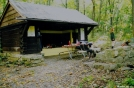 Hightop Hut, SNP by Ramble~On in Virginia & West Virginia Shelters