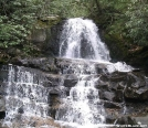Laurel Falls in GSMNP