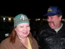 Miss Janet and Ron by Ramble~On in WhiteBlaze get togethers