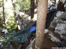 Hammocking on the rocks by Ramble~On in Hammock camping