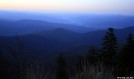 Dawn on Clingmans Dome by Ramble~On in Views in North Carolina & Tennessee