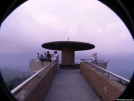 Clingman's Dome Tower by Ramble~On in Trail & Blazes in North Carolina & Tennessee