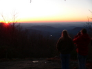 12/31/07 Springer Sunset by Ramble~On in Springer Mtn Gallery