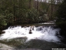 Wildcat Falls Slickrock Creek Trail Heavy Flow by Ramble~On in Views in North Carolina & Tennessee