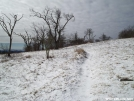 Bob Bald in winter by Ramble~On in Views in North Carolina & Tennessee