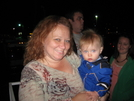 Miss Janet & Grandson by Ramble~On in Get togethers