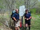 Team Old Dude by Ramble~On in Trail & Blazes in Virginia & West Virginia