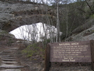 Natural Arch - Ky by Ramble~On in Other Trails