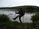 Stratton Pond by Ramble~On in Trail & Blazes in Vermont