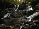 Waterfall In The 100 Mile Wilderness by Ramble~On in Trail & Blazes in Maine