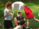 Hog Camp Gap Trail Magic by Ramble~On in Get togethers