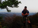 A view from the Sawteeth by Ramble~On in Trail & Blazes in North Carolina & Tennessee