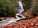 Waterfall On Sol Creek by Ramble~On in Views in North Carolina & Tennessee