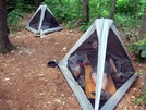 Lightheart Tents by Ramble~On in Tent camping