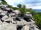 Pennsylvania's Rocks Of Insanity by Ramble~On in Trail & Blazes in Maryland & Pennsylvania