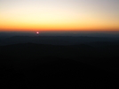 Killington Sunset by Ramble~On in Trail & Blazes in Vermont