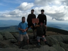 Mt. Moosilauke Summit by Ramble~On in Trail & Blazes in New Hampshire