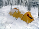 Portable Igloo by Ramble~On in Tent camping