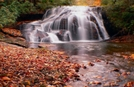 White Owl Falls by Ramble~On in Views in North Carolina & Tennessee