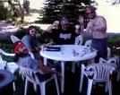 Team Dude In Gettysburg by Ramble~On in Thru - Hikers