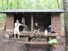 Jenny Knob Shelter by couscous in Virginia & West Virginia Shelters