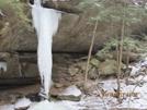 Hocking Hills Winter Hike - 2011