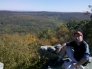 Johnnybgood At Chimney Rocks by BadAndy in Section Hikers