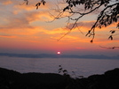 Sunrise From Copper Ridge Bald, Nc by B.B. in Views in North Carolina & Tennessee