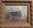 Cold Spring Oil Painting by ATShelterArtist in Shelter Galleries