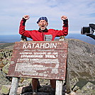 Buffalo Bobby on Katahdin 9/24/07