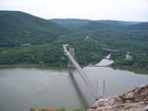 At Crossing The Hudson. by Ontiora in Views in New Jersey & New York