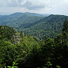 From Newfound Gap by CamelMan in Views in North Carolina & Tennessee