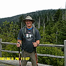 Clingman's Dome to Roan Mt., TN by tbmmoe in Section Hikers