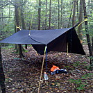 DIY Hammock and Tarp by Spiffy in Hammock camping