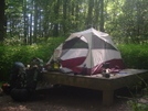 Appalachain Trail 08-09 by Dr Gonzo in Tent camping