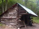 Appalachain Trail 08-09 by Dr Gonzo in Maryland & Pennsylvania Shelters