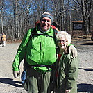 atmilkman and shuttle shellie by hikerboy57 in Trail Angels and Providers